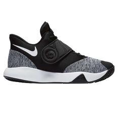 Nike KD Trey 5 VI Mens Basketball Shoes Black / White US 7, Black / White, rebel_hi-res