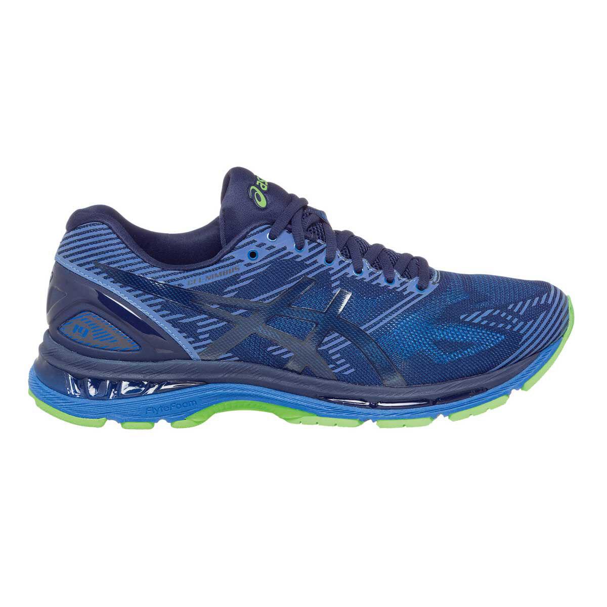 Asics Gel Gel Nimbus 19 Lite Afficher Chaussures/ Asics de Course Hommes Bleu/ Vert US ff544ef - radicalfrugality.info