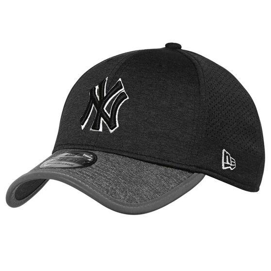 New York Yankees 39THIRTY Black Out Cap, , rebel_hi-res
