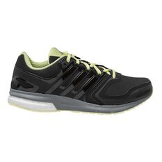 adidas Questar Womens Running Shoes Yellow / Black US 6, Yellow / Black, rebel_hi-res