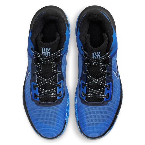 Nike Kyrie Flytrap 4 Basketball Shoes, Black, rebel_hi-res