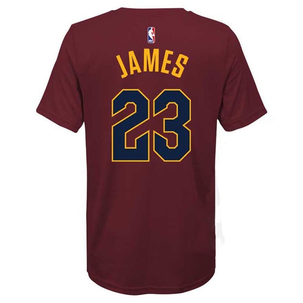 ccdefdbcf8d9 Nike Kids Cleveland Cavaliers LeBron James Dry Tee S, , rebel_hi-res