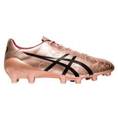 Asics Menace 3 Football Boots Rose Gold US Mens 6 / Womens 7.5, Rose Gold, rebel_hi-res