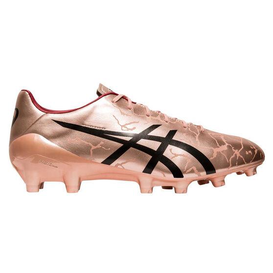 Asics Menace 3 Football Boots, Rose Gold, rebel_hi-res