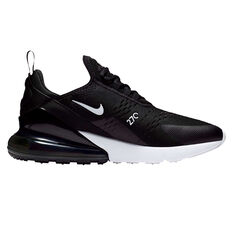 Nike Air Max 270 Mens Casual Shoes Black/White US 7, Black/White, rebel_hi-res