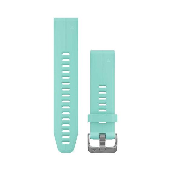 Garmin QuickFit 20mm Forest Blue Adjustable Watch Band, , rebel_hi-res