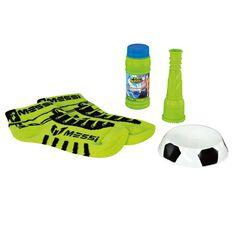 Funtastic Messi Footbubbles Starter Kit Green, , rebel_hi-res