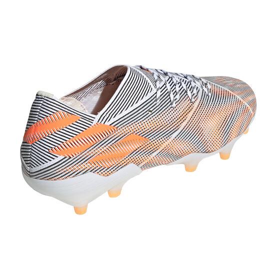 adidas Nemeziz .1 Football Boots, White, rebel_hi-res