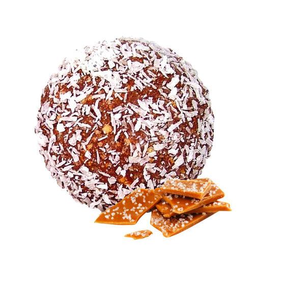 Health Lab  Salted Caramel Protein Ball, , rebel_hi-res