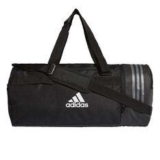 991d8c3ba8 adidas Convertible Backpack Duffel Bag Black, , rebel_hi-res