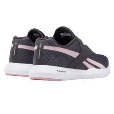 Reebok Reago Essential 2 Womens Training Shoes, Grey/Pink, rebel_hi-res