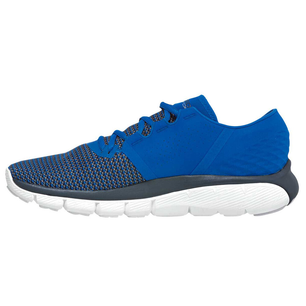 817f9d3d79 Under Armour SpeedForm Fortis 2 Mens Running Shoes Blue / White US ...