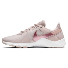 Nike Legend Essential 2 Womens Training Shoes Pink US 6, Pink, rebel_hi-res