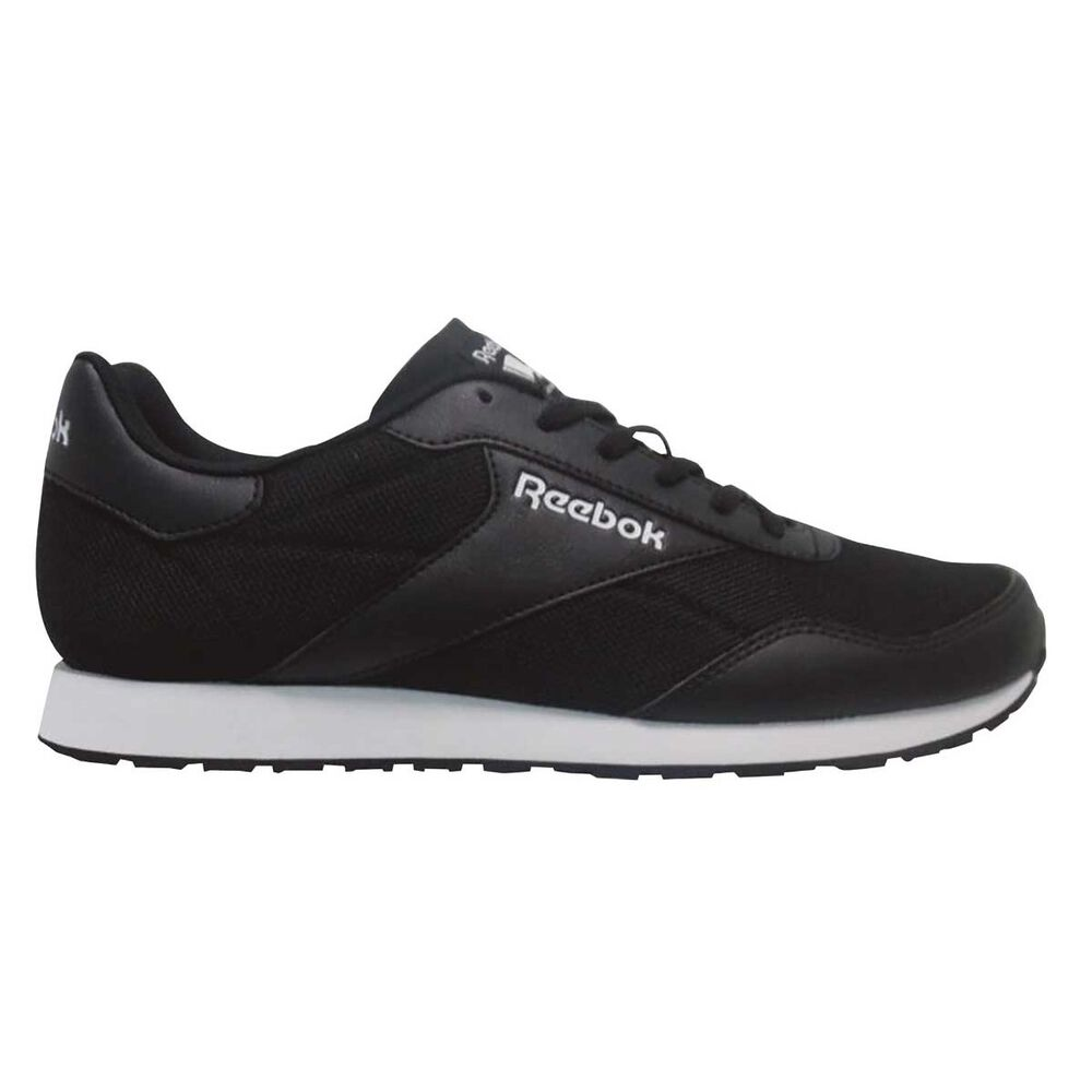 173088c41 Reebok Royal Dimension Mens Casual Shoes Black   White US 9