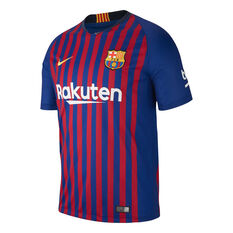 565465f30 FC Barcelona 2018   19 Mens Home Jersey