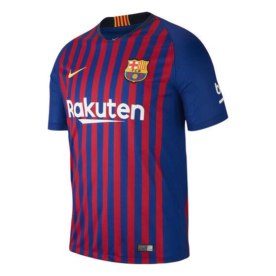 FC Barcelona 2018 / 19 Mens Home Jersey, , rebel_hi-res