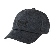 Under Armour Womens Microthread Twist Renegade Cap Black OSFA, , rebel_hi-res