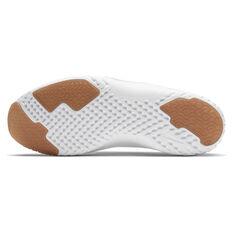 Nike Renew In-Season TR 10 Womens Training Shoes, White/Gold, rebel_hi-res