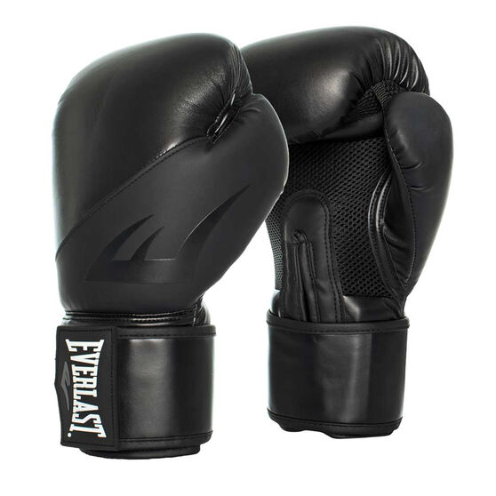 Everlast Ex Boxing Gloves, Black, rebel_hi-res