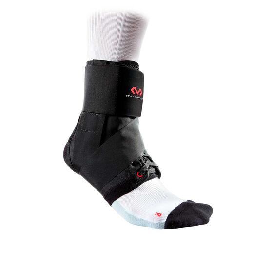 McDavid Ankle Brace with Straps, Black, rebel_hi-res