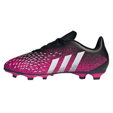 adidas Predator Freak .4 Kids Football Boots Pink US 11, Pink, rebel_hi-res