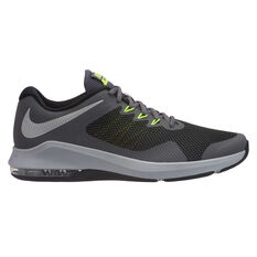 Nike Air Max Alpha Trainer Mens Training Shoes Grey / Silver US 7, Grey / Silver, rebel_hi-res