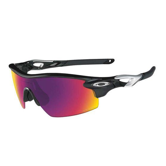 16e1f31fc5a88 Oakley Radarlock Pitch Prizm Cricket Sunglasses Matte Black   Prizm  Cricket