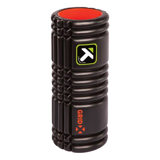 Trigger Point GRID X Foam Roller Black, , rebel_hi-res