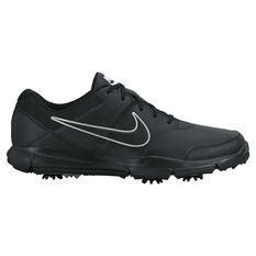 Nike Durasport 4 Mens Golf Shoes Black / Silver US 7, Black / Silver, rebel_hi-res