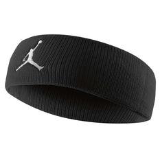 Jordan Jumpman Headband Black / White OSFA, , rebel_hi-res