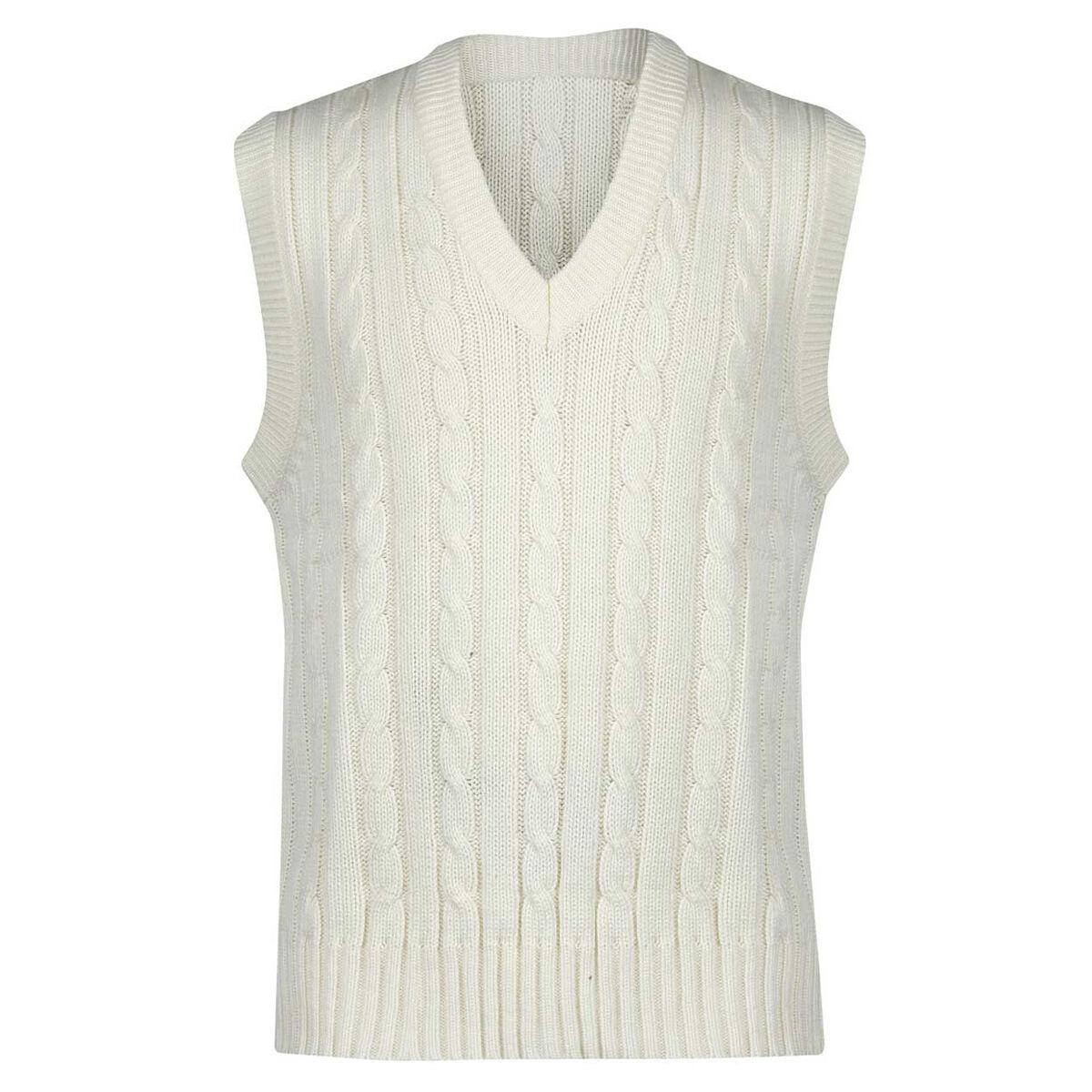 Gray-Nicolls Mens Acrylic Plain Sweater