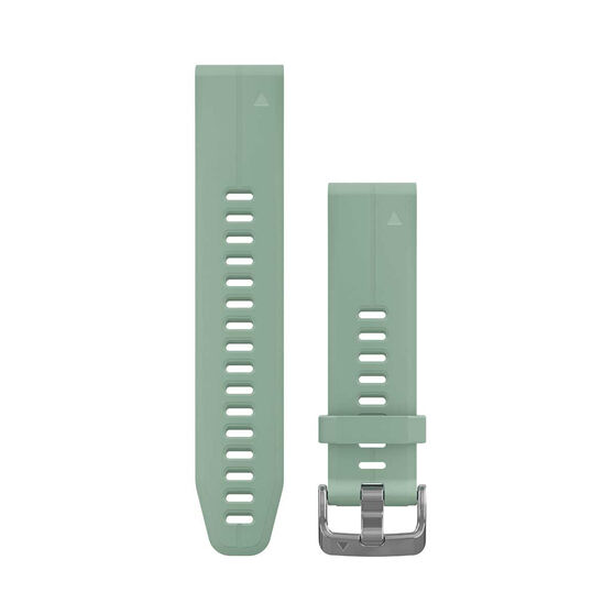 Garmin QuickFit 20mm Grayed Jade Adjustable Watch Band, , rebel_hi-res