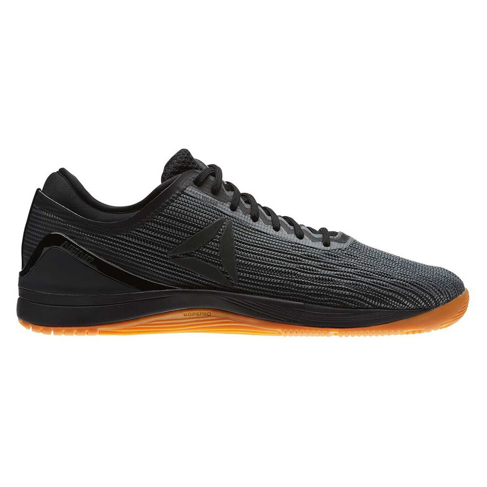 041f751dcb0a Reebok CrossFit Nano 8 Flexweave Mens Training Shoes Black   Black US 9