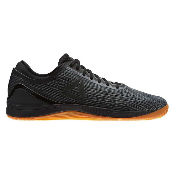 458829ba6414 Reebok CrossFit Nano 8 Flexweave Mens Training Shoes Black   Black US 8
