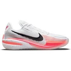 Nike Air Zoom G.T. Cut Basketball Shoes White US 7, White, rebel_hi-res