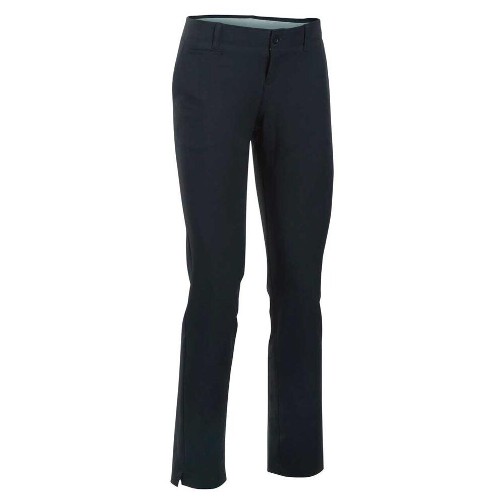 28d54efde88 Under Armour Womens UA Links Golf Pants Black 2