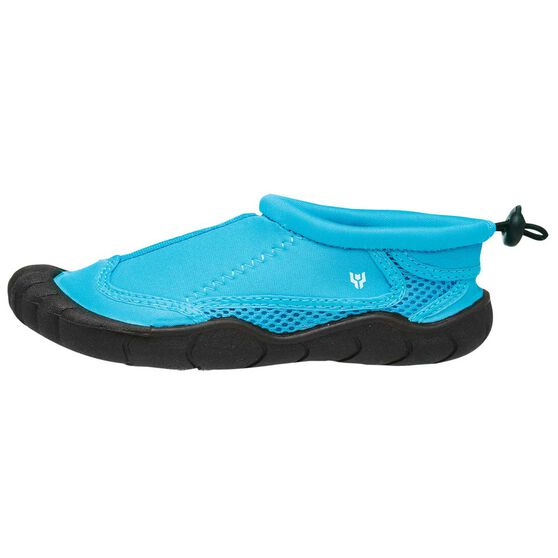 Tahwalhi Junior Aqua Shoes, Blue, rebel_hi-res