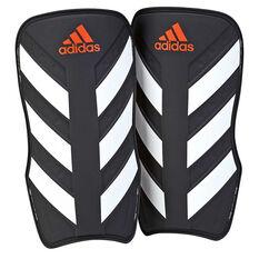 424399e15055 ... Adidas Everlite Shin Guards Black / White S, Black / White, rebel_hi-res