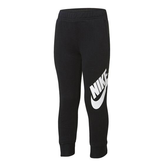Nike Boys Futura Cuffed Pants, Black, rebel_hi-res