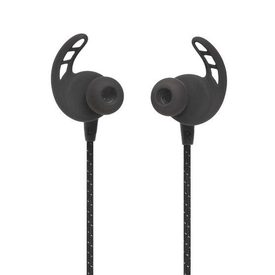 Under Armour React Wireless Sports Earphones Black, Black, rebel_hi-res