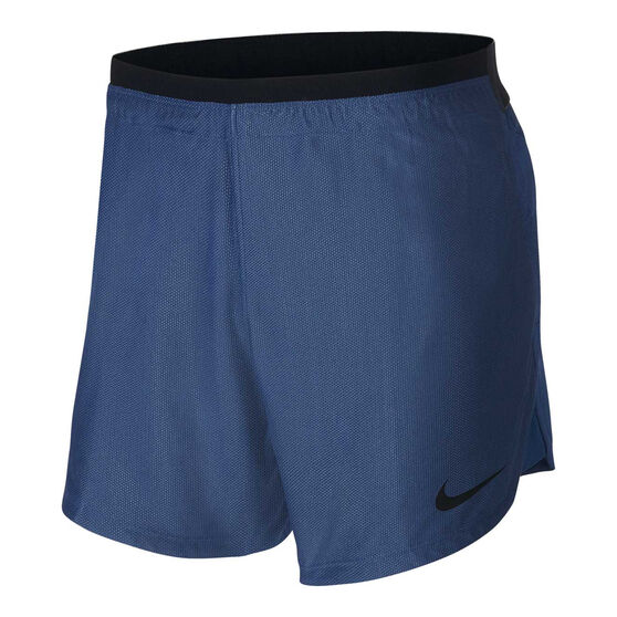 Nike Pro Mens Shorts, Navy, rebel_hi-res