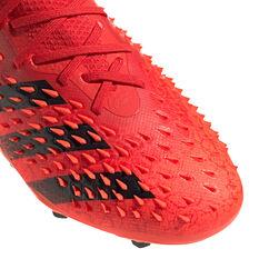 adidas Predator Freak .1 Kids Football Boots, Red, rebel_hi-res