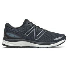 New Balance Solvi v3 Mens Running Shoes Black US 7, Black, rebel_hi-res