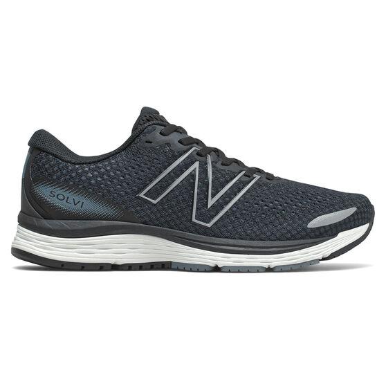 New Balance Solvi v3 Mens Running Shoes, Black, rebel_hi-res