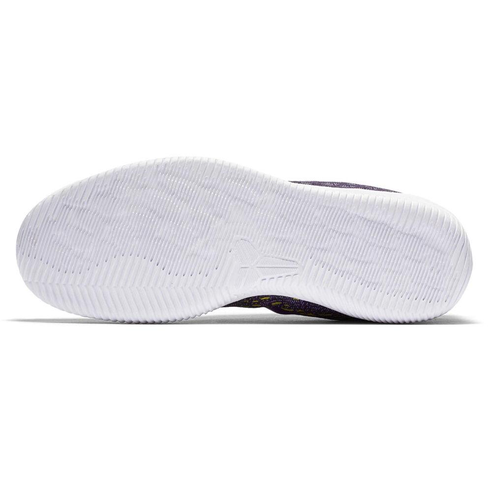 2ce93f61a519 Nike Kobe Mamba Instinct Mens Basketball Shoes Purple   Black US 8 ...