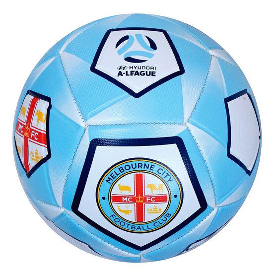 A League Melbourne City Mini Supporter Soccer Ball, , rebel_hi-res