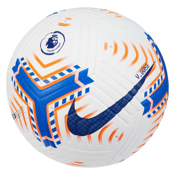 Nike Premier League Strike Soccer Ball, White, rebel_hi-res