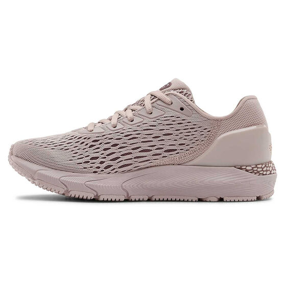 Under Armour HOVR Sonic 3 Womens Running Shoes Pink US 9.5, Pink, rebel_hi-res