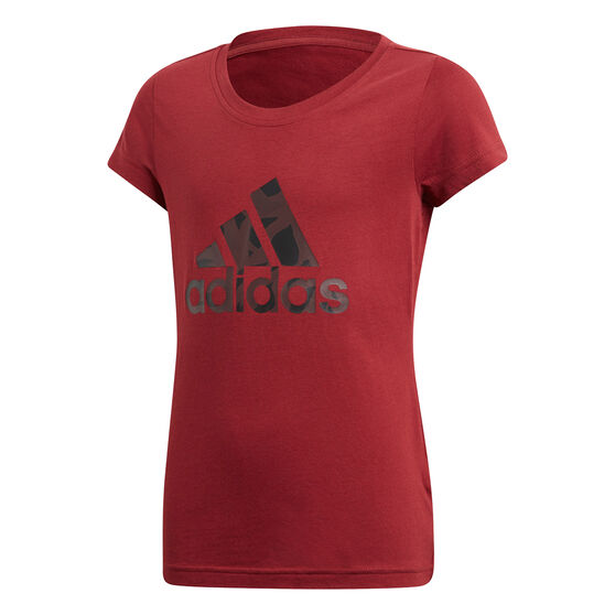 adidas Girls Essentials Logo Tee, , rebel_hi-res