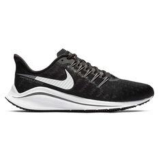 Nike Air Zoom Vomero 14 Womens Running Shoes Black / White US 6, Black / White, rebel_hi-res